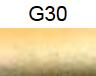 G30 poliruotas žalvaris