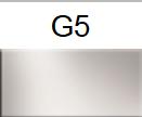 G5 matinis nikelis
