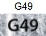 G49 sendintas chromas