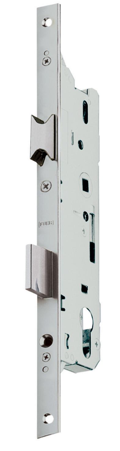 Įleidžiama spyna profilinėms ir aliuminėms durims Fuhr 803