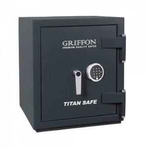 Griffon 3 klasė priešgaisrinis seifas elektroninė spyna
