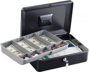 Didesne dezute pinigams rakinama